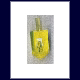 Kenneth Hemmerick - Scanned Chanukah Series - Yellow Hay Dreidel thumb